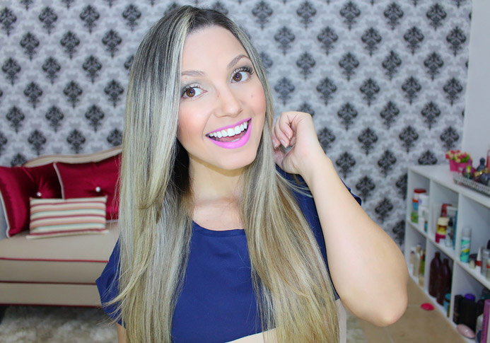 Resenha: Smoothing Stuff Dumb Blonde/ Tigi Bed Head