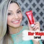 Resenha: Blur Mágico Loreal Revitalift/ Alisador da pele