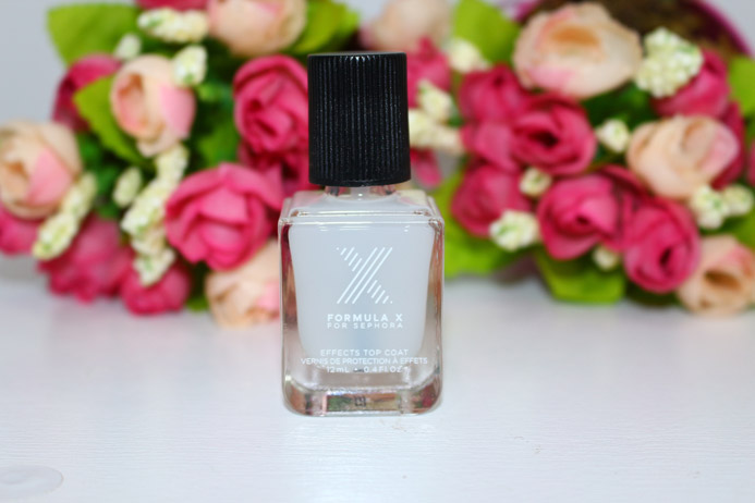 Top coat Formula X Sephora Mind over matter / cobertura mate