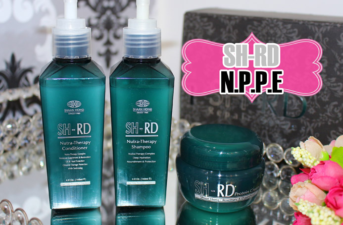 Resenha: linha SH Rd Protein e nutra Therapy NPPE (sh, cond e leave in)