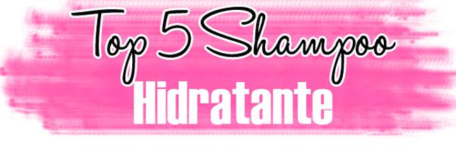 Top 5 shampoos hidratantes