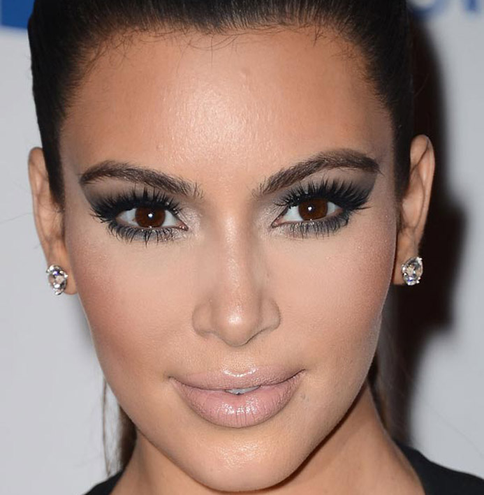 maquiagem-kim-kardashian