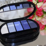 Resenha: Colorful 5 Palette Sephora (morning to midnight blue)
