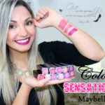 Batons color Sensational Maybelline/ 11 cores