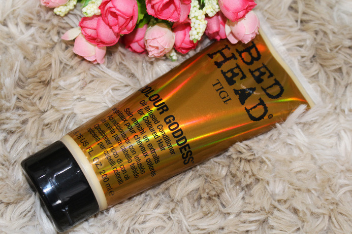 Resenha: Colour Goddess Tigi Bed Head