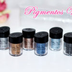Swatches: novos pigmentos Vult
