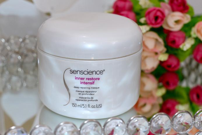 mascara Senscience Inner Restore Instensify/ Resenha!