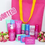 Sorteio: super kit com novos produtos Leite de Rosas
