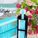 Resenha: Moroccanoil Light oil (ideal para loiras)