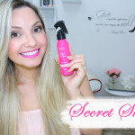Resenha: Secret's Shine finalizador spray