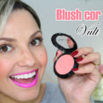 Resenha: Blush Vult cor 07 (pessego)