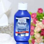 Leite de magnesia Philips como primer natural no combate a oleosidade da pele!*