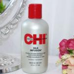 Resenha: CHI Silk Infusion complexo da seda