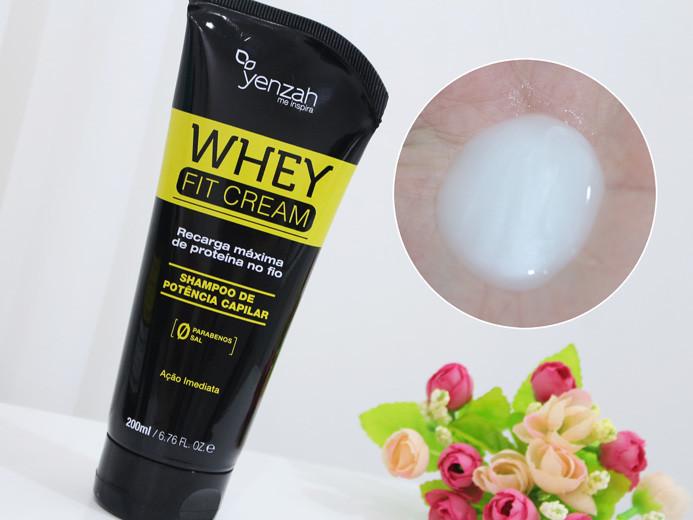 Resenha: linha Wey Fit Cream Yenzah