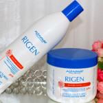 Resenha: Rigen restore System ultra restructuring  shampoo e máscara