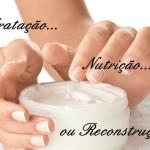 Hidratante, nutritiva ou reconstrutora? Como identificar o tratamento?