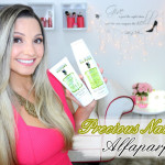 Resenha: Precious Nature Alfaparf  long e straight hair