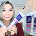 Frizz Ease Beyond Smooth John Frieda: resenha e passo a passo