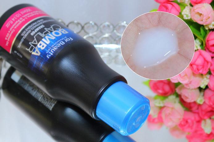 Bomba Capilar For Beauty: resenha e aplicação em vídeo