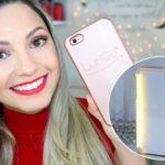 Lumee: minha capinha com luz para selfie do AliExpress