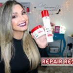 Resenha: shampoo + máscara Repair Rescue Deep nourishing Schwarzkopf