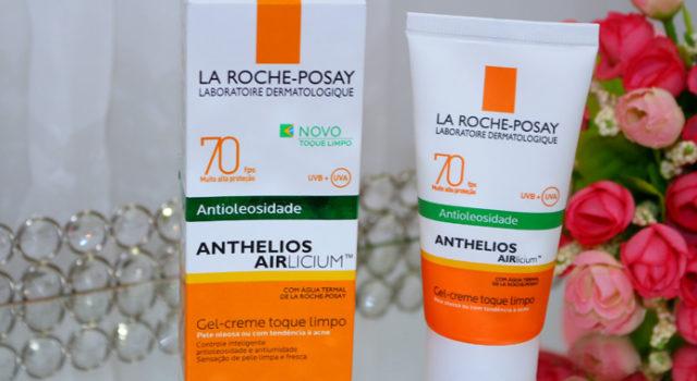 Resenha: Anthelios Airlicium fps 70 La Roche Posay