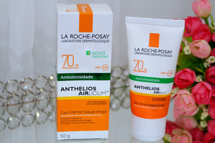Resenha Anthelios Airlicium Fps 70 La Roche Posay Gel