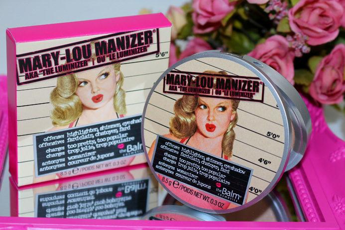 Resenha: Mary-lou manizer The Balm iluminador