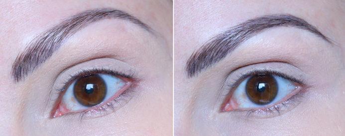 Caneta para sobrancelhas Vult: resenha e antes e depois