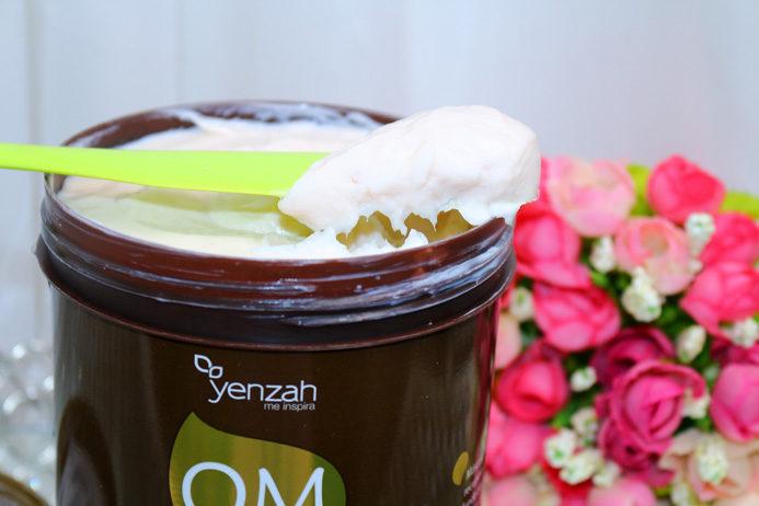 Desmaia fios Yenzah OM ouro: resenha