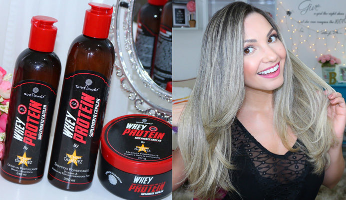 Resenha Whey protein sunflower by Luciana Gimenez (video passo a passo e post)