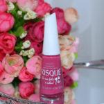 Só jujuba rosa Risque e vinho quente Top Beauty/ esmalte