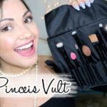 Novos pinceis Vult: resenha em post e vídeo