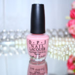 Isn't that precious? OPI no esmalte da semana