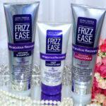 Miraculous recovery Frizz Ease John Frieda: resenha