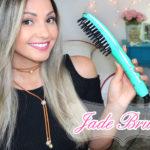 Resenha: Jade Brush (escova alisadora)