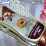 Protetor solar Australian Gold Kona Cofee instant bronzers 50fps
