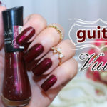 Guitar Vult no esmalte da semana (Let's rock)
