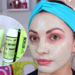 Máscara de Argila antiacne Feito Brasil: post e video aplicação