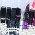 Batons roxos: dupes heroine MAC