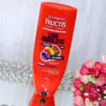 Resenha: Fructis Liso absoluto pós química/ condicionador