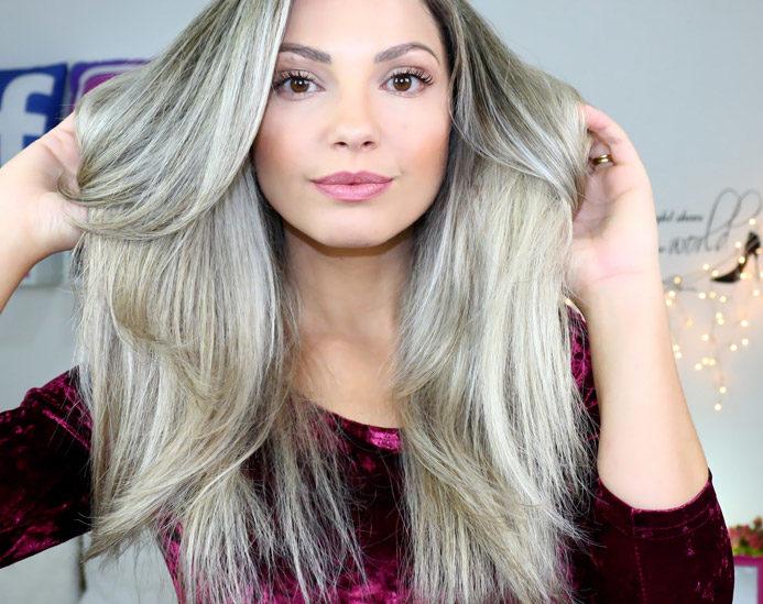 Diário do cabelo descolorido: reconstrução power!