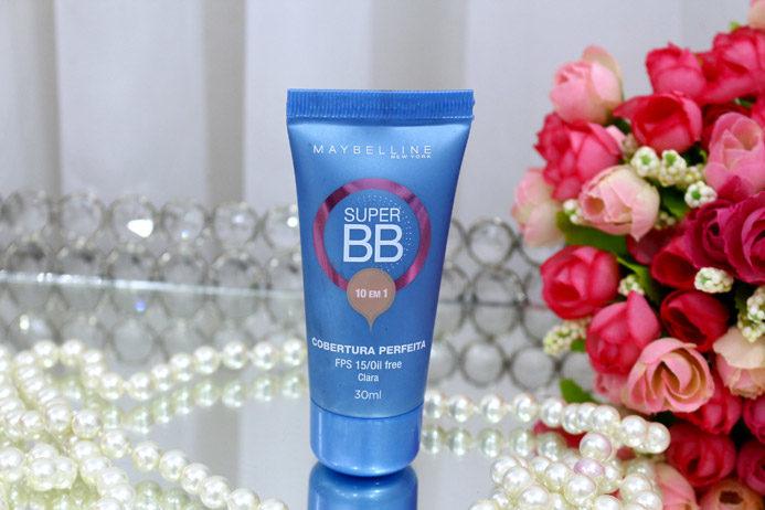 Resenha: Super BB cream 10 em 1 Maybelline