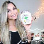 Resenha: máscara óleo de coco vegano Skala: post e vídeo aplicação