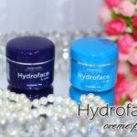 Testei: Hydroface creme facial dia e noite
