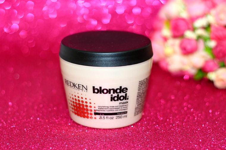 Resenha: Redken Blond Idol máscara/ post + vídeo