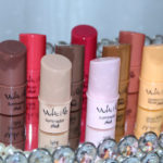 Resenha: linha Stick Vult/ contorno, iluminador e blush