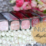 Nudes Maybelline Color Sensational: 201, 202, 203, 204, 205
