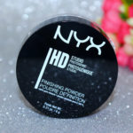Resenha: NYX HD Studio finishing powder photogenique