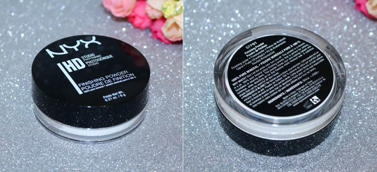 NYX HD Studio finishing powder photogenique